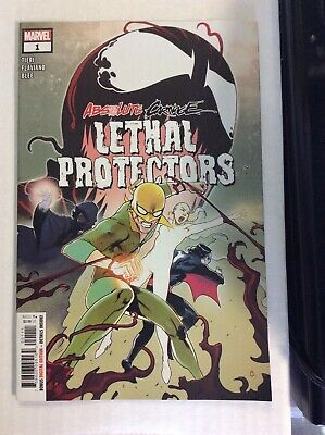 Absolute Carnage Lethal Protectors #1 MARVEL Comics Main Cover NM