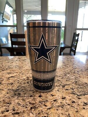 Tervis NFL Dallas Cowboys Stainless Steel 30 Oz Tumbler BRAND NEW