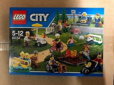 LEGO City 60134 Stadtbewohner NEU NEW OVP Fun in the Park City People Pack