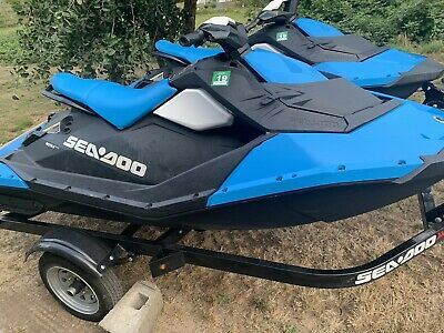 2004 SEADOO GTX 4 155 Tec With Trailer 220 Hours Sea-Doo Jet