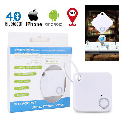 GPS Bluetooth Tracker: Mate Replaceable Battery Item Locator Key Pet Finder USA