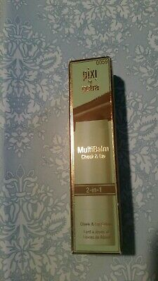 pixi by petra MultiBalm Cheek and lip, new , boxed