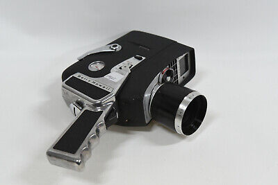 Bell & Howell Zoommaster 8mm Film Movie Camera ( Zoom Master) - Vintage
