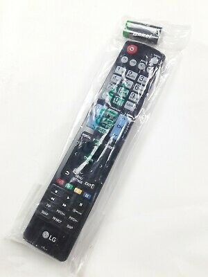 GENUINE ORIGINAL LG Tv Remote Model # Akb73755450 [Rc34