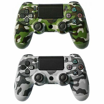 Hot Wireless Bluetooth DualShock Playstation 4 Controller For Sony PS4 Gamepad K
