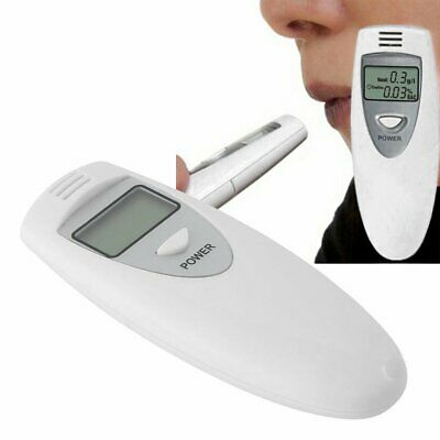 Hot Portable MINI Digital LCD Alcohol Breath Tester Analyzer Breathalyzer KU