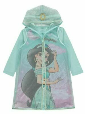 DISNEY Girls NIGHTDRESS WITH CAPE Nighty Pyjamas Pjs George Kids Childrens Gift