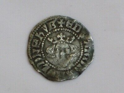 Wonderful coin of King Edward I - Medieval Penny Minted in London 1274-1282.