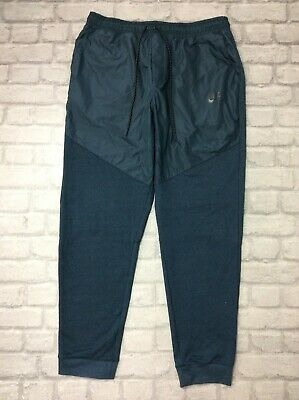 Nike Mens Uk Xl Airmax Jogger Pants Blue Track Pants Joggers Sweatpants J