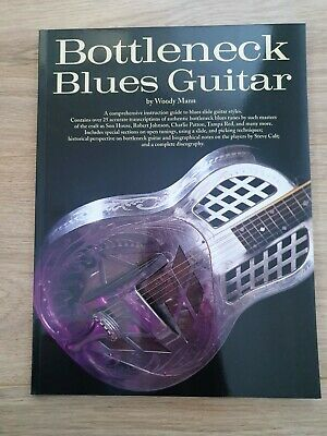 Guitar Tab Books - Acoustic/Instructional and Slide books