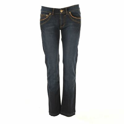 MEXX Jeans Faded Blue Straight Leg Cotton Blend Size 36 UK 10 GL 192