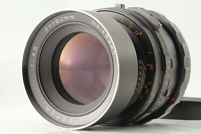 【EXC+++++】 Mamiya Sekor 180mm f/4.5 Telephoto Lens For RB67 Pro S SD Japan 1835