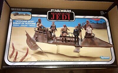 Star Wars Hasbro Vintage Collection JABBA'S SKIFF Vehicle Exclusive NEW IN STOCK