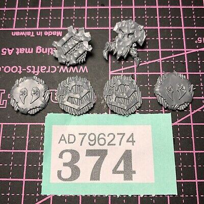Savage Orruks/Orks Shields Warhammer Fantasy/Age Of Sigmar Conversion Bits AOS
