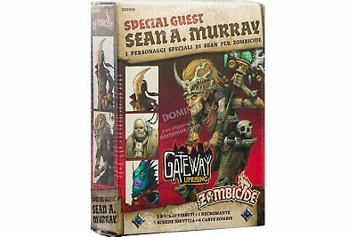 Zombicide: Special Guest - Sean A. Murray - Guillotine Games 3558380063711