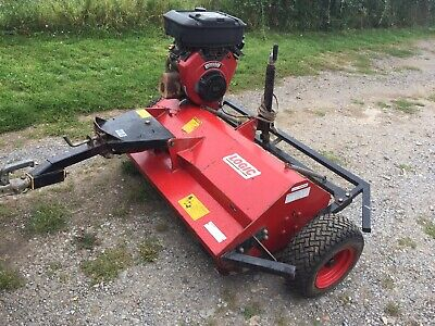 ATV FLAIL MOWER flail mower, Front Mounted 120 flail, 1 year