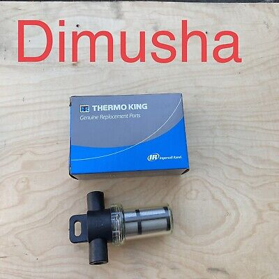 Genuine New Thermo King APU | 13-1676 Fuel Strainer for Evolution