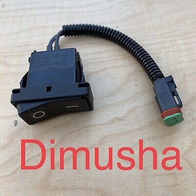 Genuine New  41-8737 Rocker Switch  for Thermo King Evolution APU