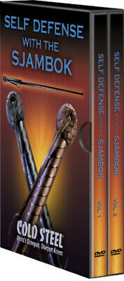 Cold Steel DVD Self Defense with the… Sjambok. Lynn Thompson, President of Cold