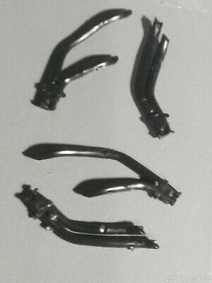 🌟Long Tube Headers 1969 GTX Dirty Donny 1:25 100'S MODEL CAR PARTS 4 SALE