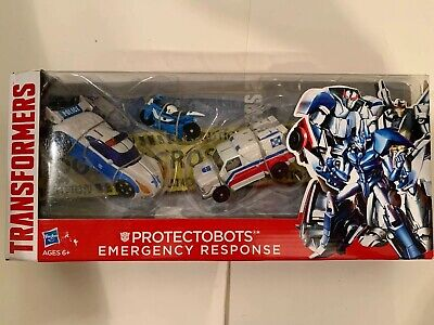 Transformers Protectobots Emergency Response FIRST AID STREETSMART GROOVE Asia