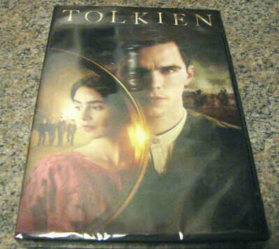 Tolkien (Dvd 2019) Back In Stock Now~Ready To Ship 1St Class With Tracking~!