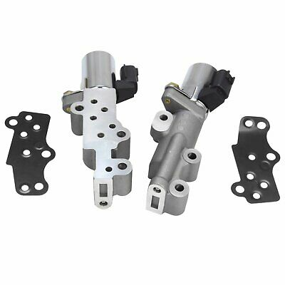 PAIR L&R VARIABLE Valve Timing Control VVT Solenoid For