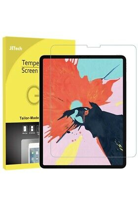 JETech Screen Protector for iPad Pro 12.9-Inch -3rd Generation 2018 Model