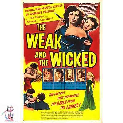 "Weak And Wicked Poster - 36""x24""   #13365"