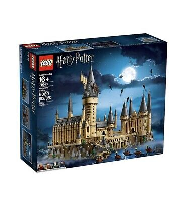 Two Sets - Lego Harry Potter Hogwarts Express And Castle