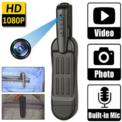 Mini Portable Pocket Spy Camera 1080P Full HD Hidden Video Recorder Pen NEW 2019