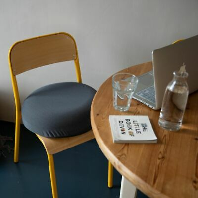 Memory Foam Ring Cushion With Removable ✔ Black ✔ Discreet ✔ Stretch ✔ Cover