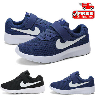 Boys Girls Shoes Running Tennis School Shoes Mesh Sport Athletic for Trainers