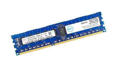 DDR3 PC3-12800R ECC Reg Server Memory RAM Dell PowerEdge T710 6x8GB 48GB