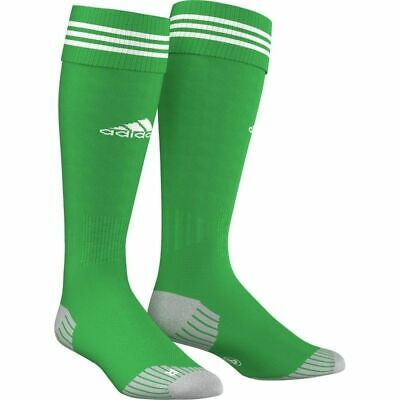 Adidas Football Soccer Adisock 12 Mens Kids Childrens Socks Green White