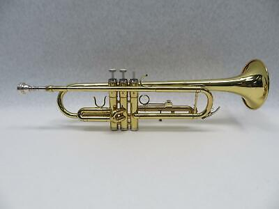 Etude ETR-100 Series Student Bb Trumpet Lacquer MISSING Button