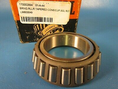 SKF LM 48510 TAPERED ROLLER BRGS FACTORY NEW