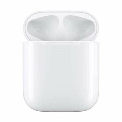 Apple Wireless Charging Case For Airpods Fitted White Very Good