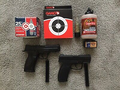 BB GUN AIR PISTOL CO2 POWERED HUNTING Smith & Wesson M&P