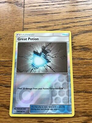 Reverse Holo Great Potion 198/236 - Unified Minds