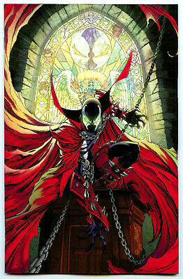 Spawn #300 (2019) Image NM/NM- Campbell Virgin Variant Cover M