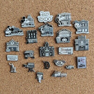 Tiny Kingdom Pin 2019 Disney Special D23 Expo Edition Exclusive LR [Pick one]