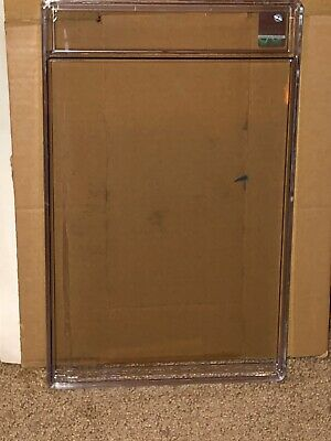 "X2-Clear Plastic Comic Book CGC/Comic Book Protector 13""x 8"" Unsealed"