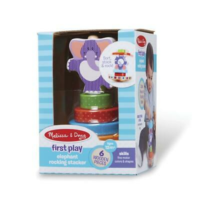 First Play - Pull & Play Xylophone - Melissa & Doug Free Shipping!