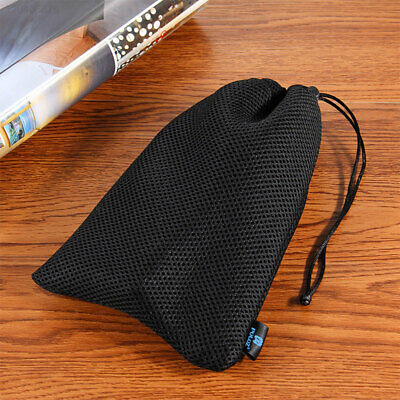 Lightweight Camera Accessory Bag Nylon Mesh Sacket Mini Storage Bag Protective