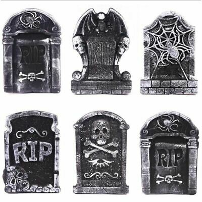 Halloween decoration foam tombstone haunted house set environmental protection S