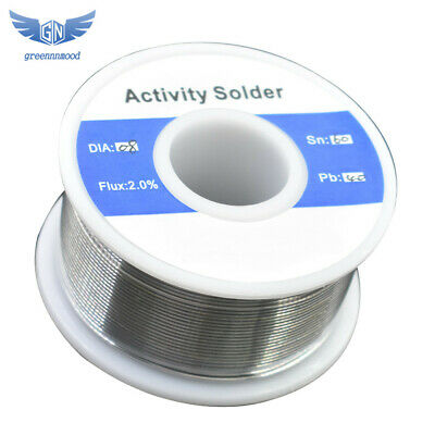 60/40 Rosin Core Solder Wire with Flux Soldering Sn60 Pb40 Flux 0.031 inches 4oz