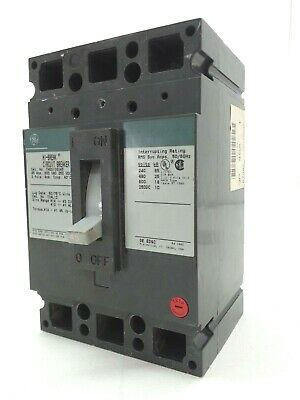THED136045 General Electric Circuit Breaker