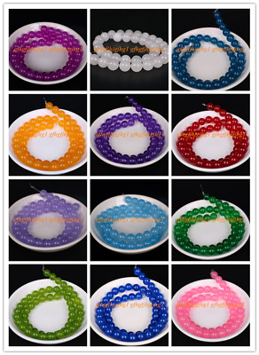 New 10mm Natural Multi-Color Amethyst Sapphire Gemstone Loose Beads 15'' AAA