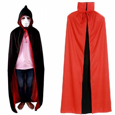 Black Halloween Children Carded Cape Costume 34 inches fancy dress party